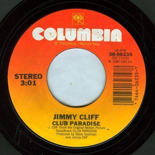 Jimmy Cliff - Club Paradise