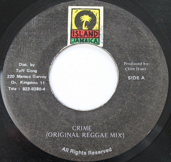 Jimmy Cliff - Crime