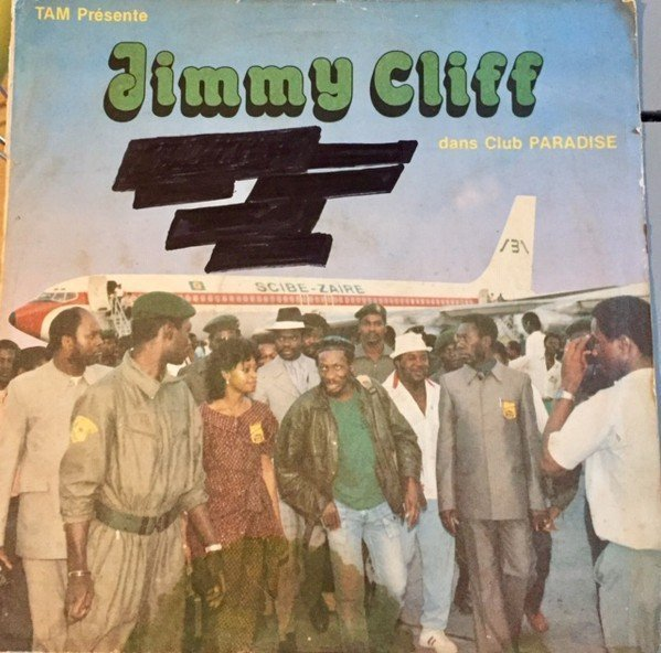 Jimmy Cliff - Dans Club Paradise
