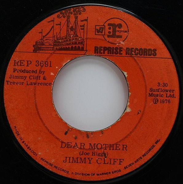 Jimmy Cliff - Dear Mother