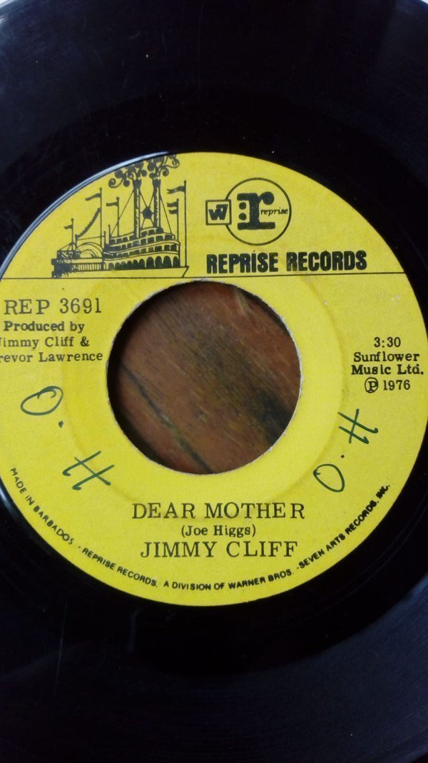 Jimmy Cliff - Dear Mother/ Wahjahka Ma