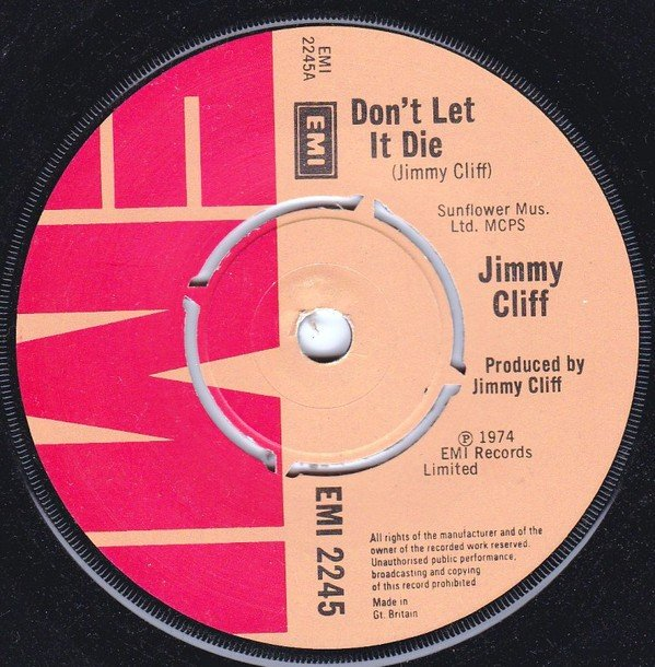 Jimmy Cliff - Don