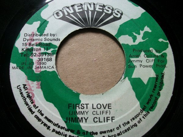 Jimmy Cliff - First Love