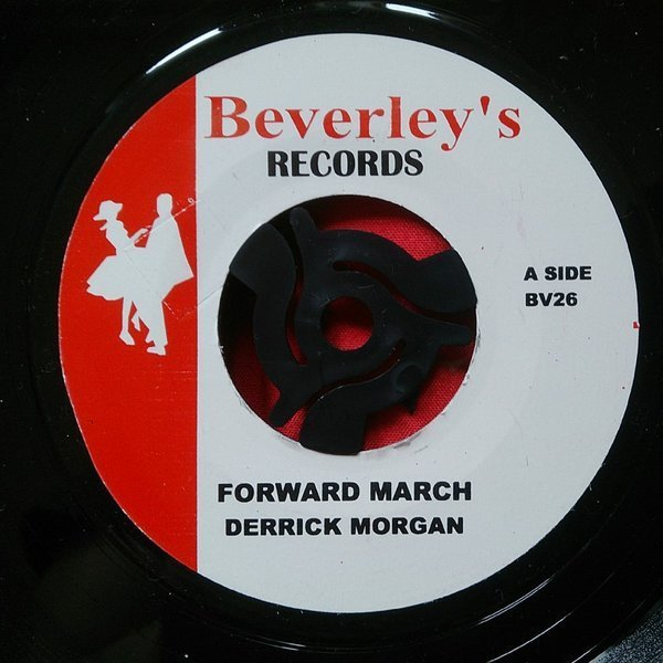 Jimmy Cliff - Forward March / Miss Jamaica
