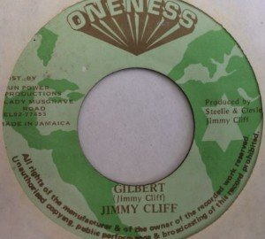 Jimmy Cliff - Gilbert