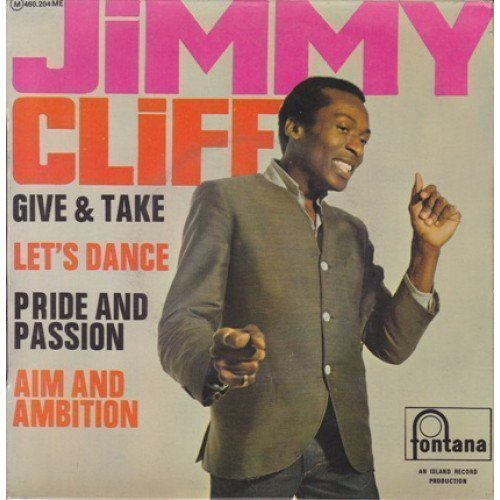 Jimmy Cliff - Give And Take