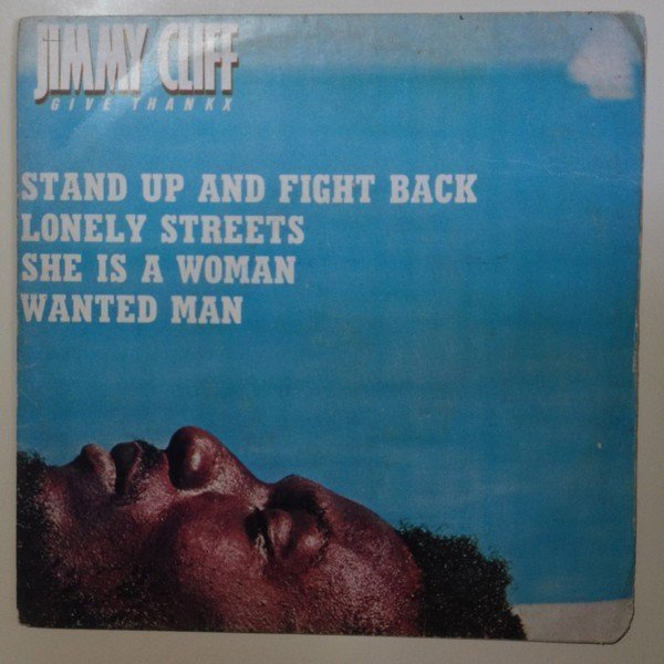 Jimmy Cliff - Give Thankx