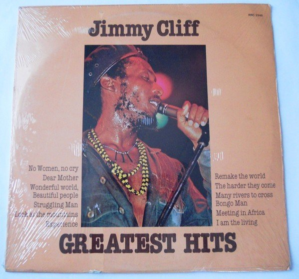 Jimmy Cliff - Greatest Hits