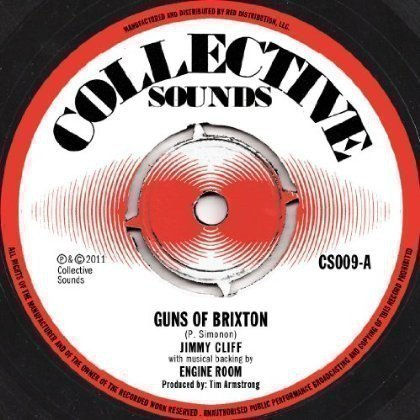 Jimmy Cliff - Guns Of Brixton
