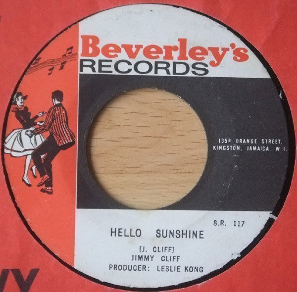 Jimmy Cliff - Hello Sunshine