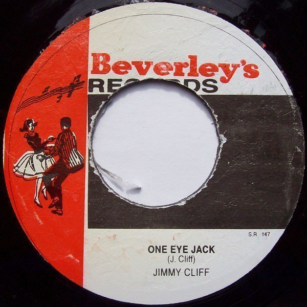 Jimmy Cliff - Hurricane Hattie / One Eye Jack