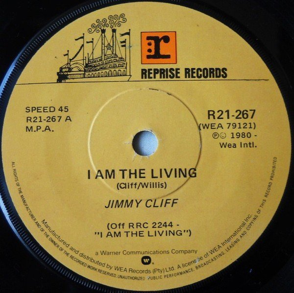 Jimmy Cliff - I Am The Living