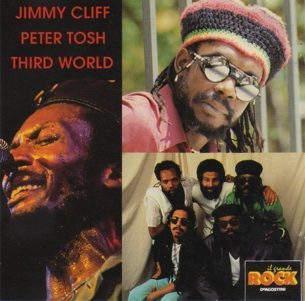 Jimmy Cliff - Jimmy Cliff - Third World - Peter Tosh