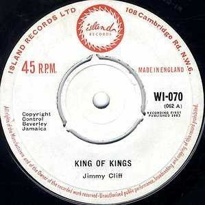 Jimmy Cliff - King Of Kings / Oh