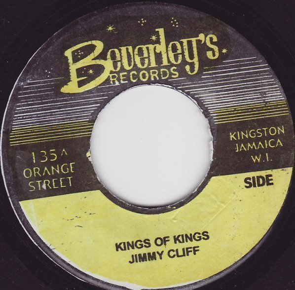 Jimmy Cliff - Kings Of Kings