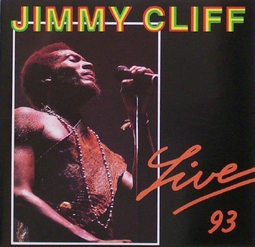 Jimmy Cliff - Live