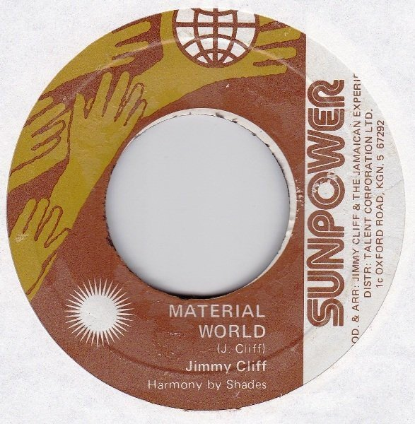 Jimmy Cliff - Material World