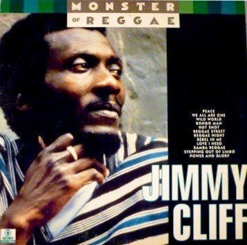 Jimmy Cliff - Monster Of Reggae