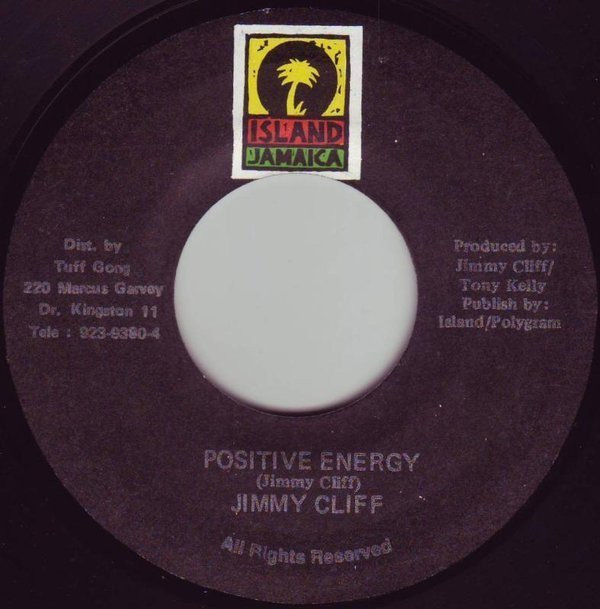 Jimmy Cliff - Positive Energy