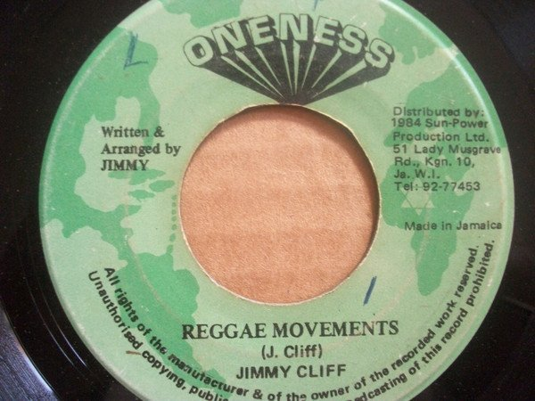 Jimmy Cliff - Reggae Movements