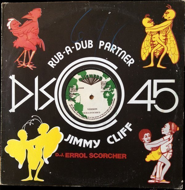 Jimmy Cliff - Rub-A-Dub Partner