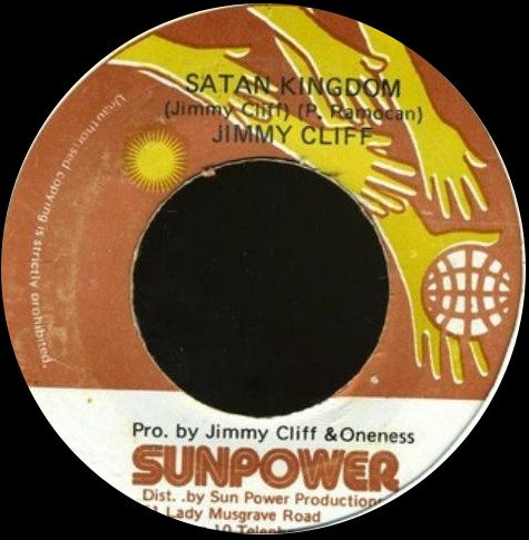 Jimmy Cliff - Satan Kingdom