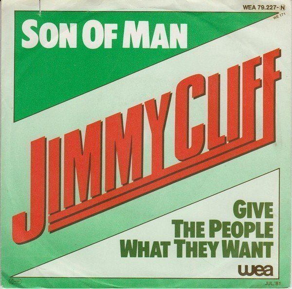 Jimmy Cliff - Son Of Man