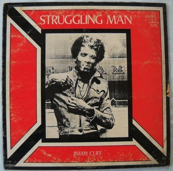 Jimmy Cliff - Struggling Man