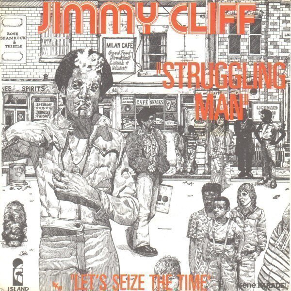 Jimmy Cliff - Struggling Man / Let