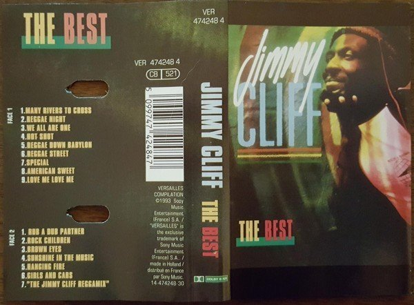 Jimmy Cliff - The Best