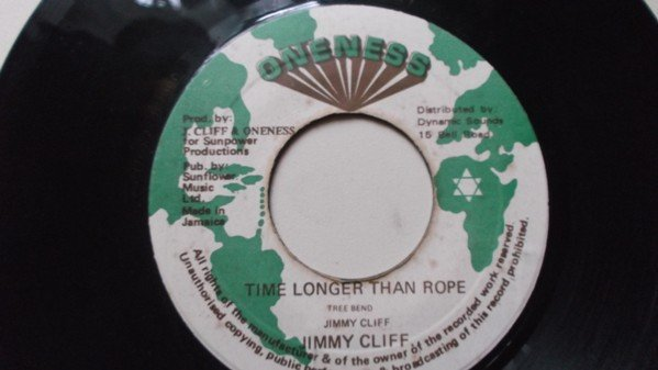 Jimmy Cliff - Time Longer Than Rope