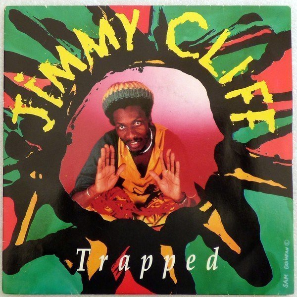 Jimmy Cliff - Trapped
