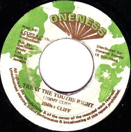 Jimmy Cliff - Treat The Youths Right / Originator