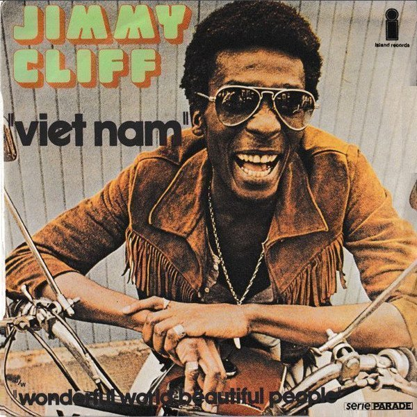 Jimmy Cliff - Vietnam / Wonderful World - Beautiful People