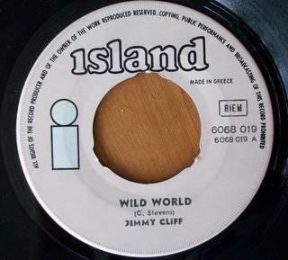 Jimmy Cliff - Wild World / Vietnam