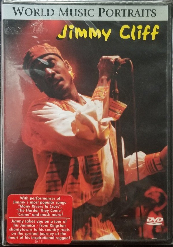 Jimmy Cliff - World Music Portraits