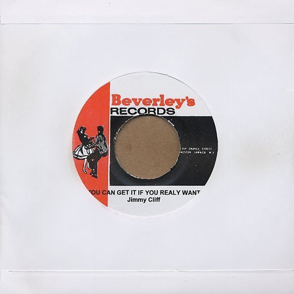Jimmy Cliff - You Can Get It If You Really Want / You Can Get It If You Really Want
