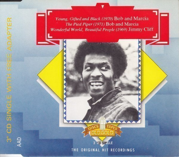 Jimmy Cliff - Young, Gifted And Black / Pied Piper / Wonderful World, Beautiful People