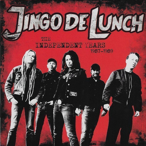 Jingo De Lunch - The Independent Years 1987-1989