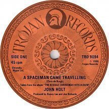 John Holt - A Spaceman Came Travelling