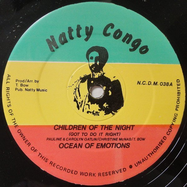 John Holt - Children Of The Night (Got To Do It Right) / Love You Baby