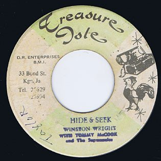 John Holt - Hide And Seek / Come Out Of My Bed