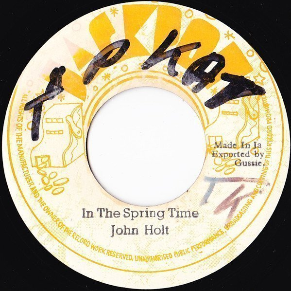 John Holt - In The Spring Time