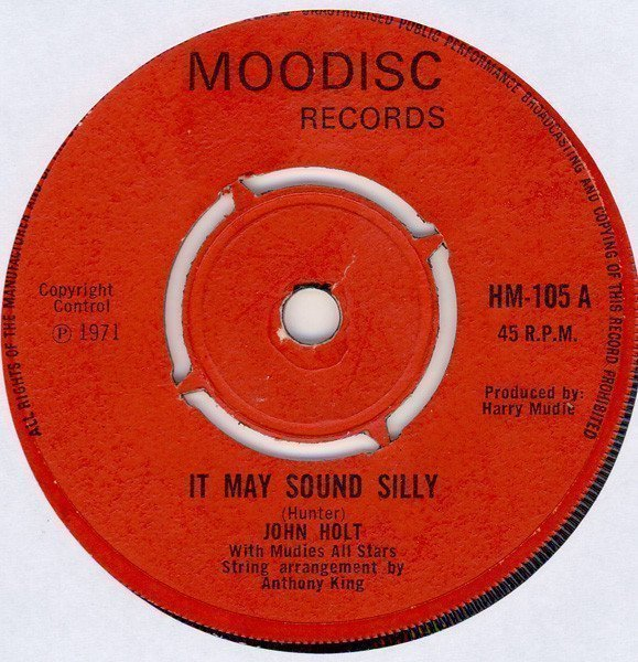 John Holt - It May Sound Silly