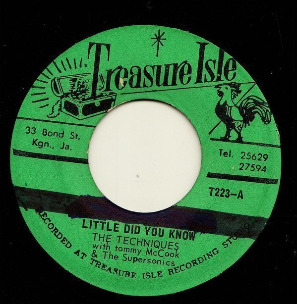 John Holt - Little Did You Know / Write Her A Letter