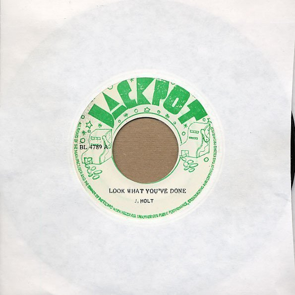 John Holt - Look What You