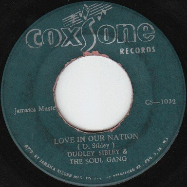 John Holt - Love In Our Nation / Build Our Dream