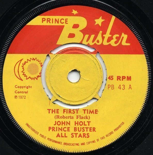 John Holt - The First Time
