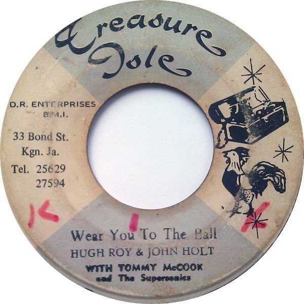 John Holt - Wear You To The Ball / The Ball