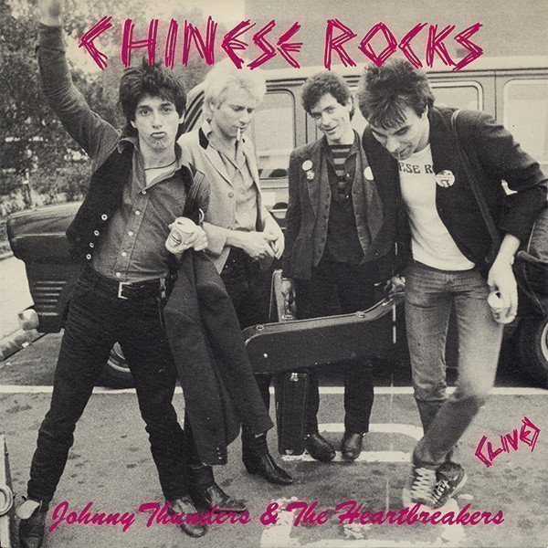 Johnny Thunders And The Heartbreakers - Chinese Rocks (Live)